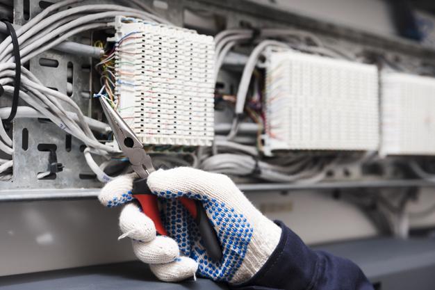 Engagement professionnel électrique